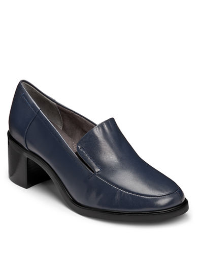 AEROSOLES Heartthrob Leather Loafers