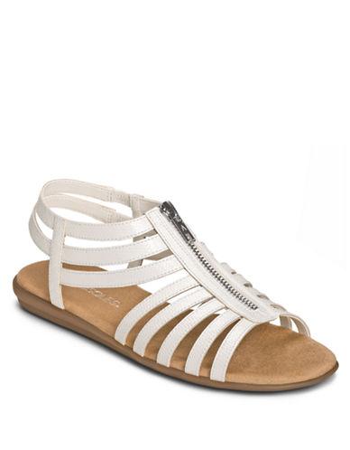 AEROSOLESClothesline Faux Leather Sandals