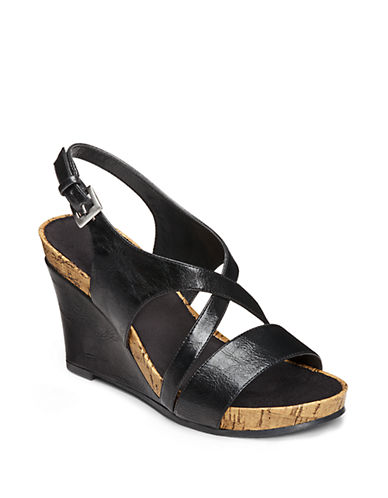 AEROSOLESPlushed Together Wedge Sandals