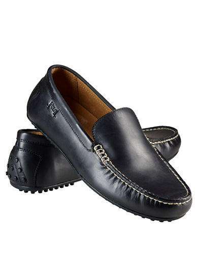 POLO RALPH LAURENWoodley Leather Loafers
