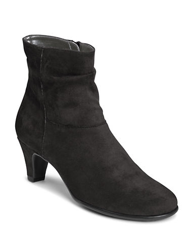 Buy Red Light Slouchy Ankle Boots by Aerosoles online