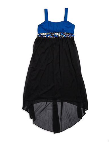 Shop Roxette online and buy Roxette Girls 7-16 Chiffon Hi-Lo Dress dress online