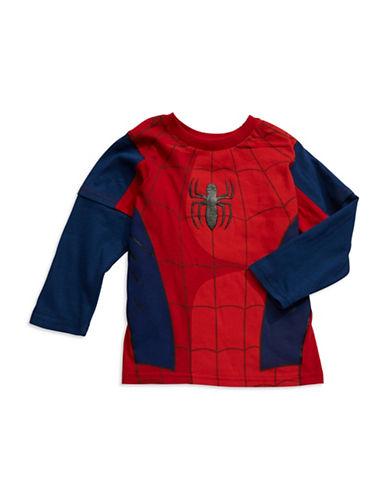 NANNETTEBoys 2-7 Spiderman Tee