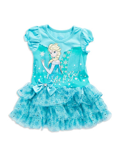 Shop Nannette online and buy Nannette Girls 2-6x Disney Frozen Pull Over Dress dress online