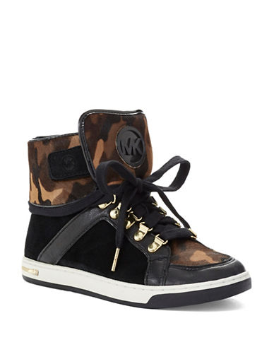 MICHAEL MICHAEL KORS Greenwich High Top Fashion Sneakers