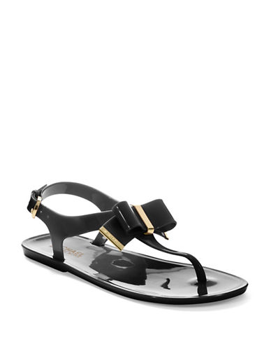 5dcd05525e8b ... UPC 887856959887 product image for Michael Michael Kors Kayden Jelly  Thong Sandals