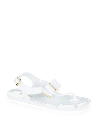 MICHAEL MICHAEL KORSKayden Jelly Thong Sandals