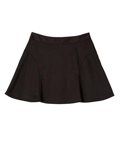 ALLY BGirls 7-16 Black Skater Skirt