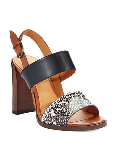 AERINMaya Stacked Heels