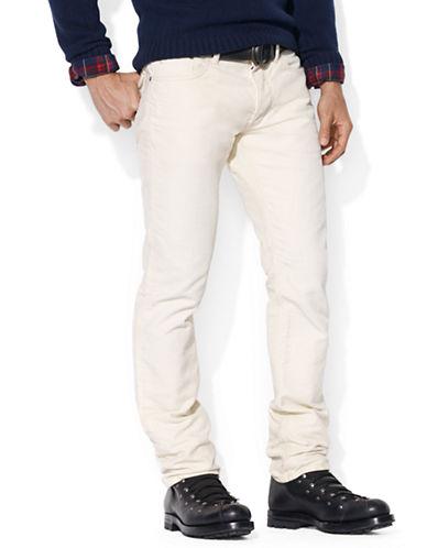 POLO RALPH LAURENSlim-Fit Five-Pocket Moleskin Pants