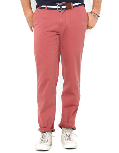 POLO RALPH LAUREN Classic Suffield Preppy Chino Pants