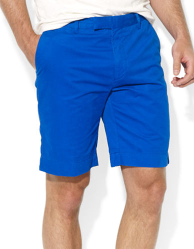 POLO RALPH LAUREN Classic-Fit Hudson Westport Chino Shorts