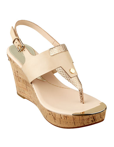 GUESS Magli Wedge Sandals
