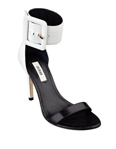 GUESSOdeum Colorblock Sandals