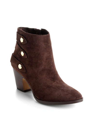 IVANKA TRUMPTalley Leather Ankle Boots