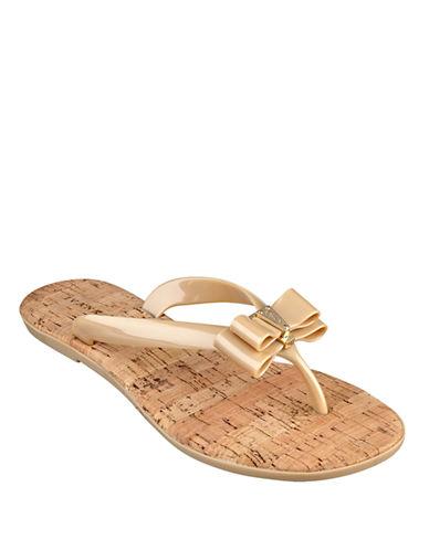 IVANKA TRUMPAckley Bow Sandals