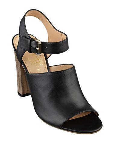 IVANKA TRUMPOmari High-Heel Leather Sandals