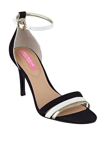 ISAAC MIZRAHI NEW YORK Positano Leather Pumps