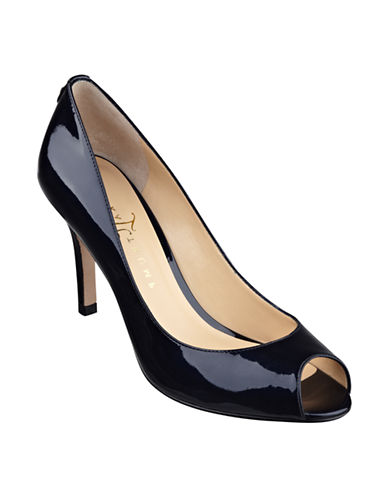 IVANKA TRUMP Cleo Peep-Toe Pumps