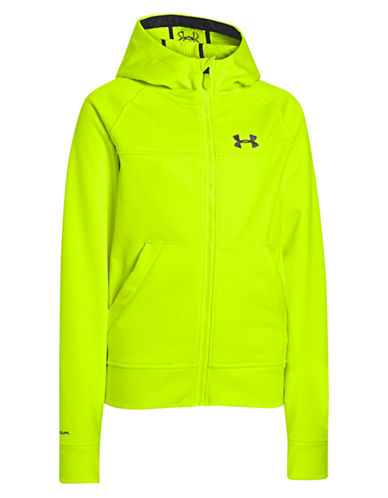 UNDER ARMOURBoys 8-20 ColdGear Infrared Softershell Hooded Jacket