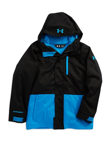 UNDER ARMOURBoys 8-20 Thermal Hooded Jacket
