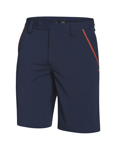 UNDER ARMOUR Flat Front Shorts