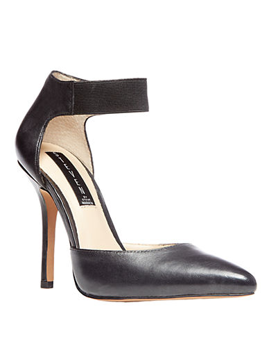 STEVEN BY STEVE MADDENRaquelle Leather Pumps