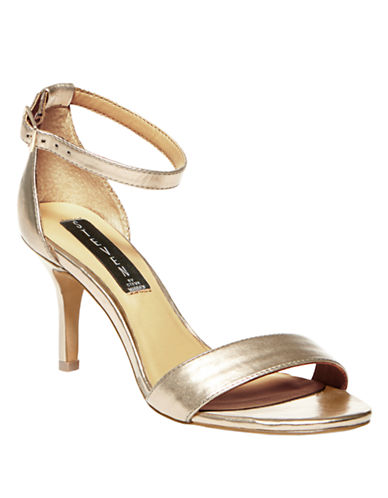 5bbb7f3b2ee 887914231580. Steven By Steve Madden Vienna Leather Open Toe Strappy Sandals