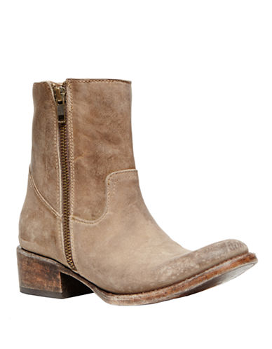 FREEBIRD BY STEVENAustin Bovine Leather Ankle Boots