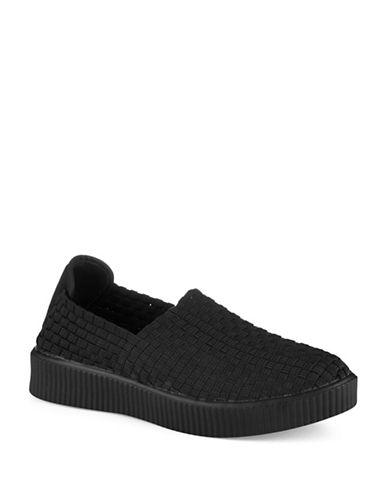 STEVEN BY STEVE MADDENBurk Woven Shoes