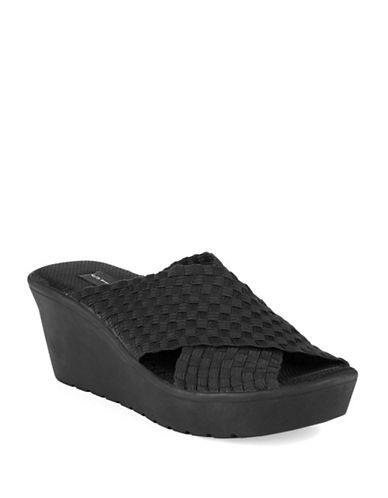 STEVEN BY STEVE MADDENBaylee Wedge Sandals