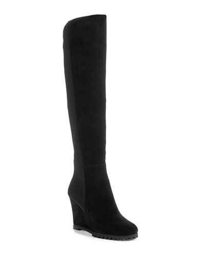 STEVEN BY STEVE MADDEN Whispper Wedge Boots