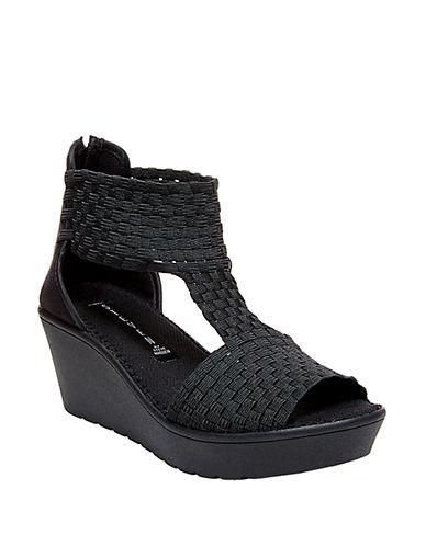 STEVEN BY STEVE MADDENBengle Wedge Sandals