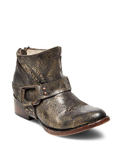 FREEBIRD BY STEVENPhlow Distressed Leather Ankle Boot