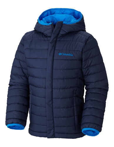 COLUMBIA Boys 8-20 Powder Lite Puffer Jacket