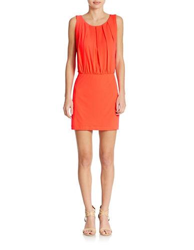 JESSICA SIMPSONSleeveless Blouson Dress