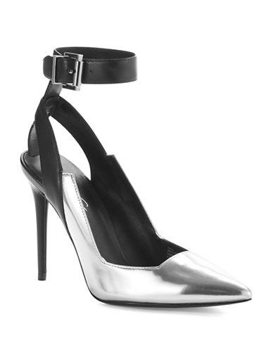 KENNETH COLE NEW YORKWatts Ankle Strap Stilettos
