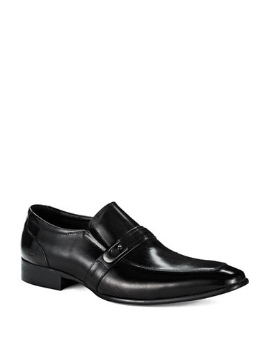 KENNETH COLE NEW YORK Rich Texture Loafers