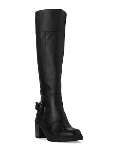 KENNETH COLE REACTION Rocky Hill Riding Boots