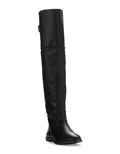 KENNETH COLE REACTION Vin Now Riding Boots