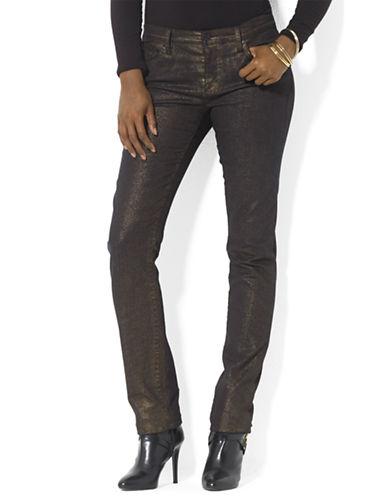 LAUREN RALPH LAURENModern Straight Jeans