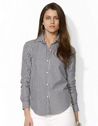 LAUREN RALPH LAURENWrinkle-Free Cotton Dress Shirt