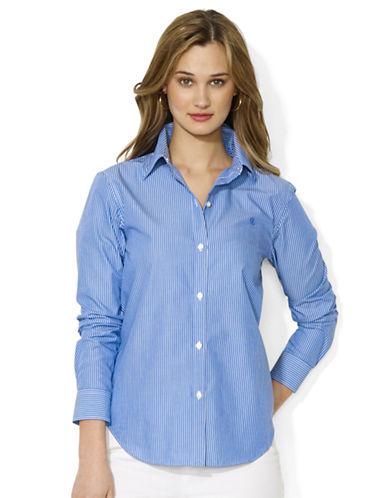 LAUREN RALPH LAURENSlim-Fit Cotton Shirt