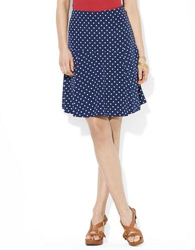 LAUREN RALPH LAURENPolka-Dot Skirt