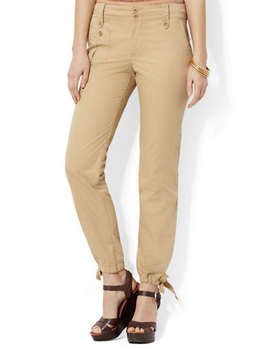 LAUREN RALPH LAURENPetite Straight Cotton Cargo Pants