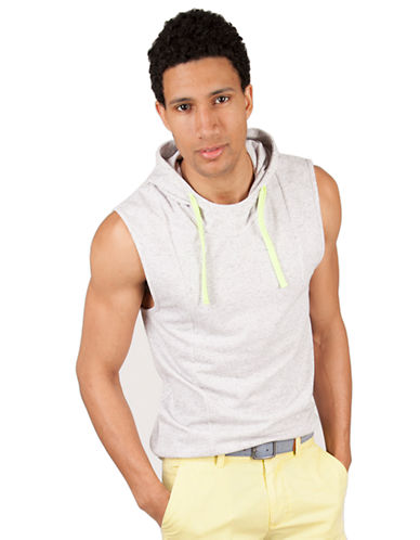 Illusionist Sleeveless Hoodie