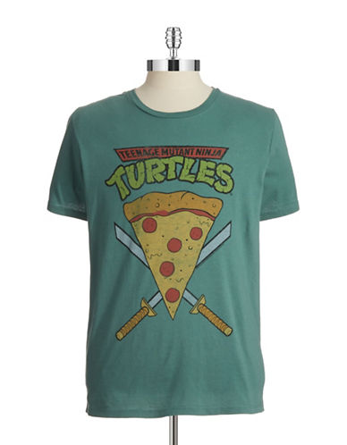 JUNK FOOD Teenage Mutant Ninja Turtles T-Shirt