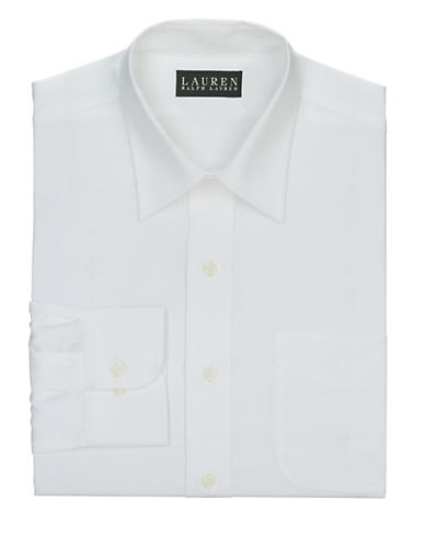 LAUREN RALPH LAUREN Regular Fit Oxford Dress Shirt