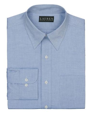 LAUREN RALPH LAURENRegular Fit Oxford Dress Shirt