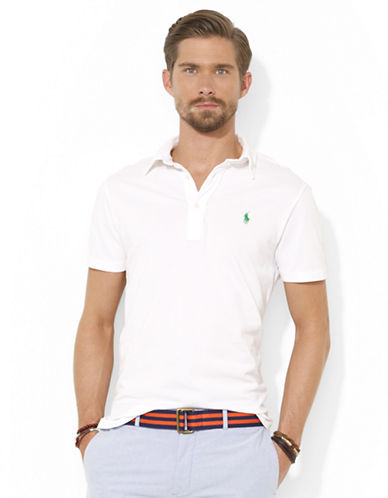 POLO RALPH LAURENFeatherweight Polo Shirt